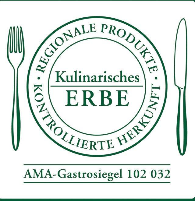 AMA Gastrosiegel 102 032_Landhotel Schermer