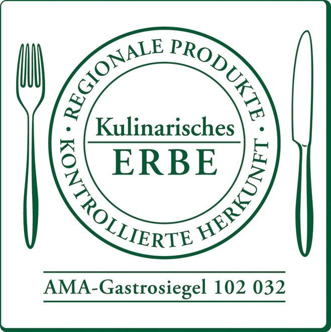 AMA Gastrosiegel 102 032 Landhotel Schermer