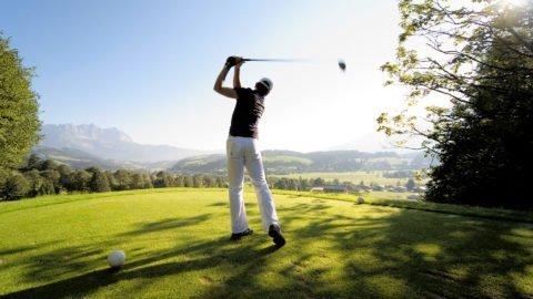 Mein Golfschwung