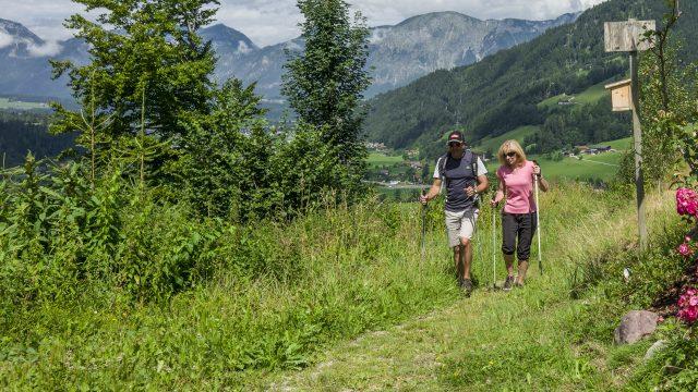 nordic walking wandern 1