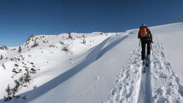 skitour im brixental