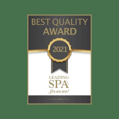 Best Quality Award 2021